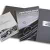 Detailed Guide to the Mercedes 107 series limited edition in slipcase